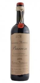 Cannonau di Sardegna Barrosu Riserva Franzisca Giovanni Montisci 2014