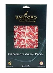 Capocollo Pre-Sliced Santoro 100g