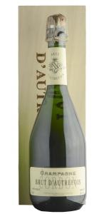 Champagne Brut D'Autrefois Corbon Scatola Legno