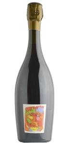 Champagne Rosé de Saignée Logos Stroebel 2013