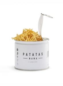 Fiammiferi Patatas Nana