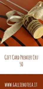 Gift Card Premier Cru