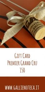 Gift Card Premier Grand Cru