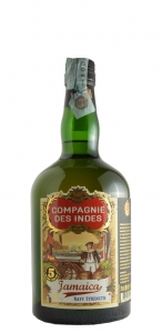 Rum Jamaique Navy Strength Compagnie Des Indes