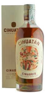Rum Cinabro 12 y.o. Cihuatan