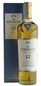 Whisky 12yo Triple Cask Matured The Macallan