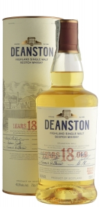 Whisky Single Malt 18 Anni Deanston