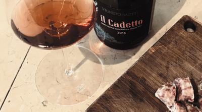 """Once upon a wine: there was a """"simple wine"""", now It is called Lambrusco!"""