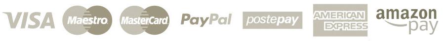 visa - mastro - mastercard - paypal - american express - amazon pay